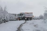 Talas'!Ta Kış Çalışmaları Yeniden Başladı