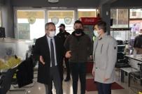Tosya'da İnternet Kafe Ve Oyun Salonları Denetlendi