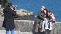 Kısıtlamasız Hafta Sonunda Amasra'ya Yoğun İlgi