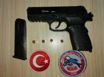 Uşak'ta 37 Aranan Şahıstan 31'İ Tutuklandı