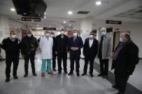 Başkan Palancıoğlu, Sağlık Çalışanlarını Unutmadı