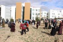 AK Parti, Sağlık Çalışanları Anısına Hastane Bahçesine Fidan Dikti