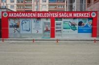Akdağmadeni Belediyesi Sağlık Merkezi Açıldı