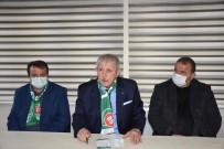 Başkan Sarı Açıklaması 'Amasyaspor'u 3. Lige Çıkaracağız'