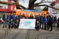 İnönü Belediyesi GSK Takımı İzmir'de Madalyaları Topladı