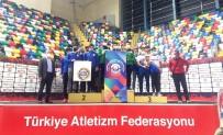 Odunpazarı Belediyesi Erkek Atletizm Takımı Türkiye Şampiyonu Oldu