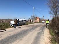 Pick-Up İle Otomobil Çarpıştı Açıklaması 1 Ölü
