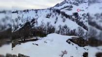 Siirt-Bitlis Sınırında PKK'lı Teröristlerin Araziye Tuzakladığı Basma Düzenekli 8 Patlayıcı İmha Edildi