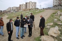 Şırnak Belediye Başkanı Yarka, Devam Eden Çalışmaları İnceledi