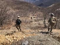 Tunceli'de 6 Sığınak İmha Edildi