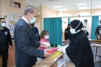 Yalçınkaya'dan Sağlık Çalışanlarına Ziyaret