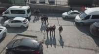 Ağrı'da Terör Örgütüne Yardım Eden 4 Şahıs Tutuklandı