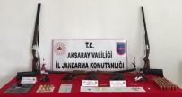 Aksaray'da Uyuşturucu Ve Suç Örgütü Operasyonu Açıklaması 6 Tutuklama