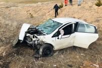 Gümüşhane'de Zincirleme Trafik Kazası Açıklaması 6 Yaralı