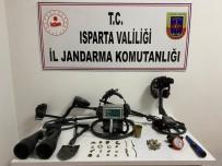 Isparta'da Tarihi Eser Operasyonu Açıklaması 8 Gözaltı