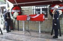 Jandarma Astsubay Kıdemli Başçavuş Fatih Toykuyu'ya Acı Veda