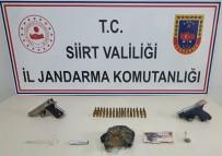 Siirt'te Uyuşturucu Operasyonu Açıklaması 4 Kişi Tutuklandı