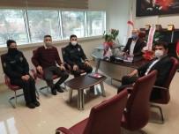 Yeşilhisar İlçe Emniyet Müdürlüğünden '14 Mart Tıp Bayramı' Ziyareti