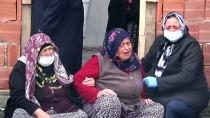 Amasya'da Kovid-19'A Yakalanan Ve 7 Aylık Bebeği Sezaryenle Alınan Kadın Öldü