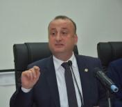 Başkan Ayhan Açıklaması 'Belediyeyi İtibarsızlaştırmak İçin Çalışma Arkadaşlarım Hedef Alındı'