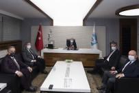 Başkan Büyükkılıç'tan İstişare Toplantısı