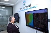 Başkan Yalçın, Koordinasyon Merkezi'nden Kış Çalışmalarını Takip Etti