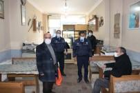 Bitlis'te Maske Ve Sosyal Mesafe Denetimi