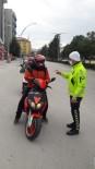 Burdur'da 17 Araç Sürücüsüne Ceza