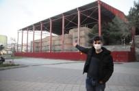 Cizreliler Tarihi Kırmızı Medrese'deki Restorasyon Çalışmalarının Devam Etmesini İstiyor