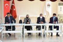 İnönü'de 2021 Yılı Sulama Sezonu Öncesi Bilgilendirme Toplantısı Yapıldı