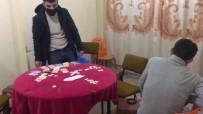 Isparta'da Polisten Kumar Baskını
