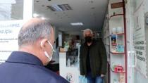 Kovid-19 Vaka Sayısı Artan Yalova'da Denetimler Sürüyor