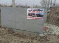 Tahliye Kanalına Dökülen Çöplerin Önüne Geçmek İçin Çöp Havuzu Yapıldı