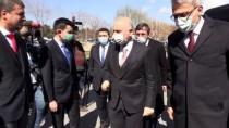 Ulaştırma Ve Altyapı Bakanı Karaismailoğlu, Bingöl Kuzey Çevre Yolu'nda İncelemelerde Bulundu