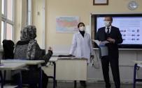 Vali Polat'tan Okul Ziyareti