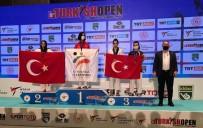 Yerköy'ün Tekvando Takımı Gururlandırdı