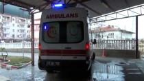 Yozgat'ta Kamyonetin Devrilmesi Sonucu 1 Kişi Öldü, 2 Kişi Yaralandı