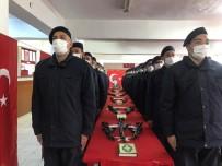 Acemi Askerlere Yemin Töreni Düzenlendi