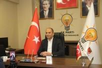 AK Parti İl Başkanı Karataş'ın Testi Pozitif Çıktı