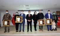 Amasyalı Gazilere 'Devlet Övünç Madalyası Ve Beratı' Verildi