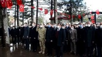 Bitlis'te 'Devlet Övünç Madalyası Ve Beratı' Töreni Düzenlendi