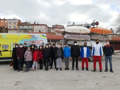 Eğirdirli Yelkenciler Bodrum'dan 4 Madalyayla Döndü