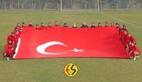 Eskişehirspor, 18 Mart'ı Unutmadı