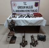 Giresun'da Kaçak Silah İmal Eden 3 Kişi Yakalandı