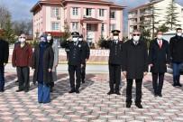 İnönü'de 18 Mart Şehitleri Anma Töreni Düzenlendi