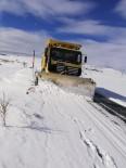 Kayseri'de 94 Mahalle Yolu Ulaşıma Açıldı