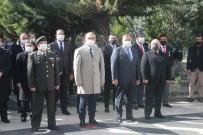 Kilis'te Çanakkale Zaferinin 106. Yıl Dönümü Kutlamaları
