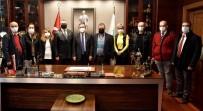 Lokantacılardan Başkan Ataç'a Teşekkür