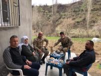 Mehmetçik Şehit Yakınları Ve Gazilerle Bir Araya Geldi