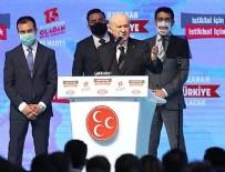 RUHSAR DEMİREL - MHP'nin yeni kadrosu belli oldu! Sürpriz...!!!